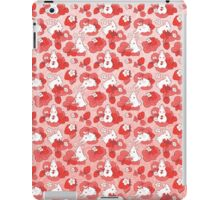 Strawbunny Delight iPad Case/Skin