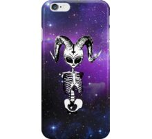 lonely planet boy iPhone Case/Skin