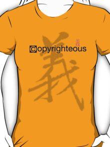 copyrighteous T-Shirt