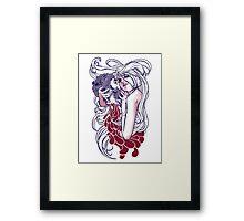Judith+Holofernes Framed Print