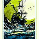 Ancient Seas by Lou Patrick Mackay