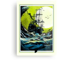 Ancient Seas Metal Print