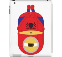 Spiderman Minion iPad Case/Skin