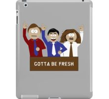 Tight Butthole Crew iPad Case/Skin