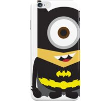 Dark Knight Minion iPhone Case/Skin