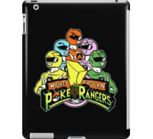 Poke Rangers iPad Case/Skin