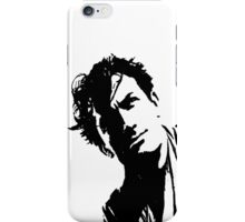 Gregory Peck Has Wild Hair iPhone Case/Skin