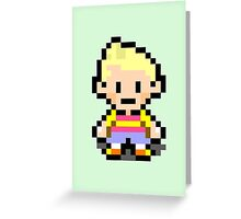 Lucas Greeting Card