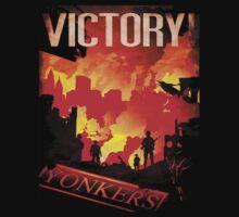 VICTORY! by Brad MacDuff