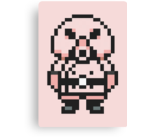 Pigmask - Mother 3 / Earthbound 2 Canvas Print