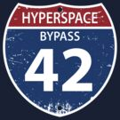 Hyperspace Bypass 42 by Chuffy