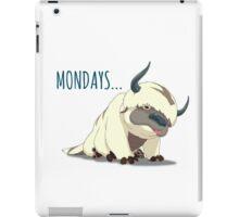 Appa on Mondays iPad Case/Skin