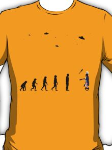 99 Steps of Progress - Distraction T-Shirt