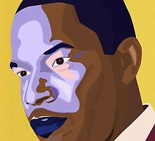 Jamie Foxx - Pop Art by ibadishi