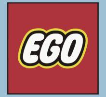 Ego Lego by geekogeek