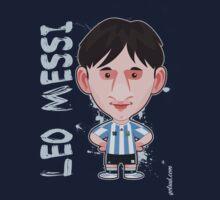 Leo Messi, Argentina by alexsantalo