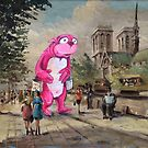 The Tourist by David Irvine