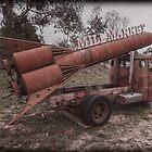 Rust Bucket Rocket by Travis Easton