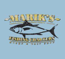 Marik's Fishing Charters by bluedog725