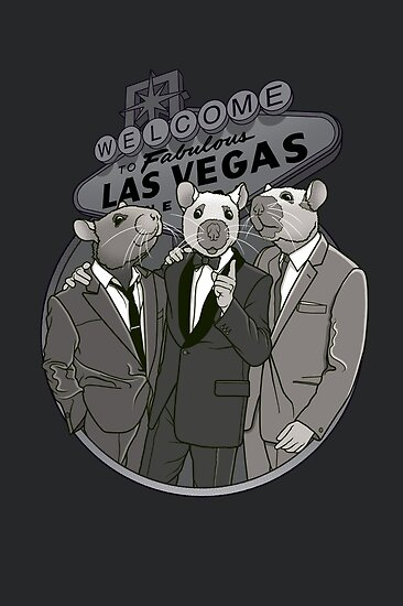 Rat Pack by rubyred
