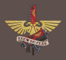 Know No Fear by HenkusFilijokus