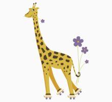 Funny Giraffe by Boriana Giormova