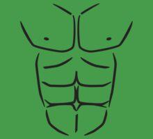 Bodybuilding/Hulk by LaundryFactory