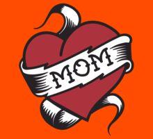 Mom Tattoo Kids Clothes
