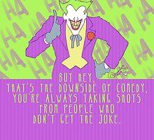 the joke! by KanaHyde