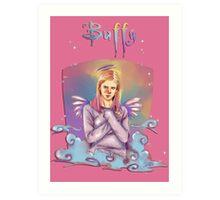 Buffy Art Print