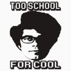 Moss is too cool for school...or not by 2B2Dornot2B