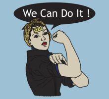 We Can Do It ! TJLC by Sheeta
