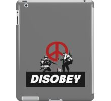 Banksy iPad Case/Skin