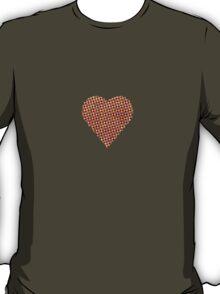 halftone heart T-Shirt