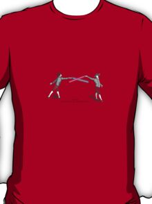 Fig. 1138 - 18th century fencing T-Shirt