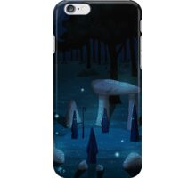 The Place Where the Warlocks Meet iPhone Case/Skin