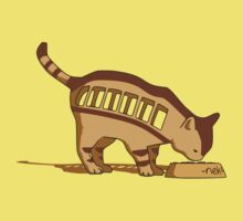 t-shirt totoro catbus in real life (IRL) nekobus  Kids Clothes