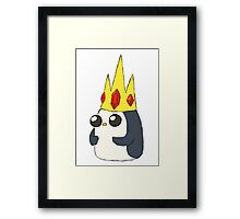 Baby Gunter! Framed Print