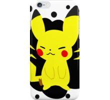 pikachu T shirt design iPhone Case/Skin