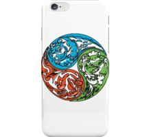 Pokemon Balance Of Power and Type iPhone Case/Skin