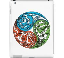 Pokemon Balance Of Power and Type iPad Case/Skin