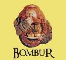Bombur Portrait Kids Clothes