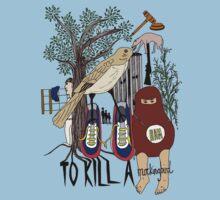 To Kill a Mockingbird (colour) T-Shirt