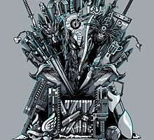 Throne of Games - You Win Or You Die by Gilles Bone