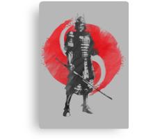 The Last Warrior Canvas Print