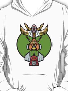 Los Robots Gigantes: The Return T-Shirt