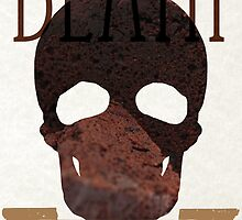 Death by Chocolate Cake Poster by dudewithhair