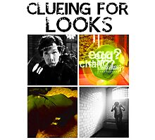 Clueing For Looks Photographic Print