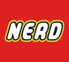 NERD by Customize My Minifig by ChilleeW