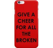 The Black Parade iPhone Case/Skin